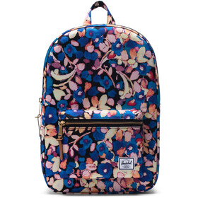 Herschel Settlement Mid-Volume Backpack painted floral